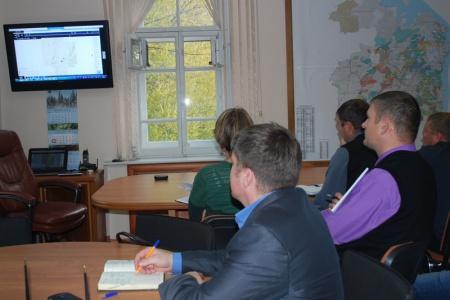 В Хабаровске для лесных инспекторов прошел обучающий вебинар