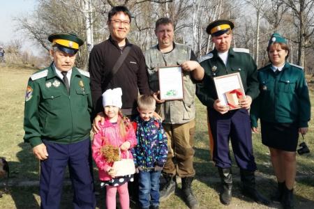 В Хабаровском крае дан старт Всероссийской акции по посадке леса