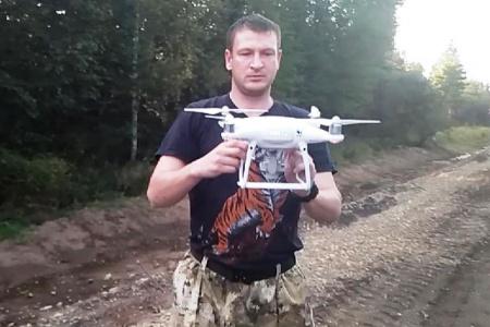Беспилотный летательный аппарат на страже лесного законодательства