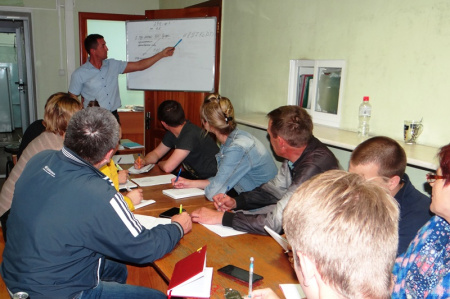 Более  100 лесных госинспекторов и лесничих приняли участие в обучающих семинарах