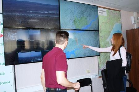 На территории Хабаровского края зарегистрировано четыре лесных пожара на площади 42 гектара, которые локализованы.