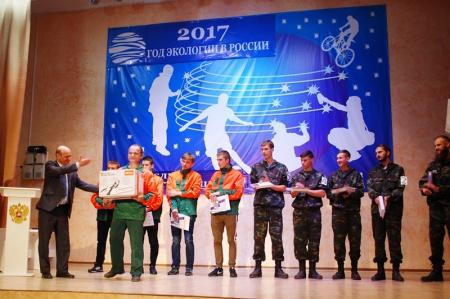 В рамках проведения мероприятий к Году экологии в Хабаровском крае состоялось «Лесное многоборье»