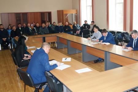 В управлении лесами Правительства Хабаровского края состоялся коммерческий аукцион
