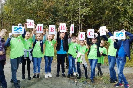 """Акция """"Живи, лес -2018"""" продолжается в Хабаровском крае"""