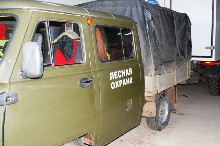 Управление лесами Хабаровского края готово к пожароопасному сезону