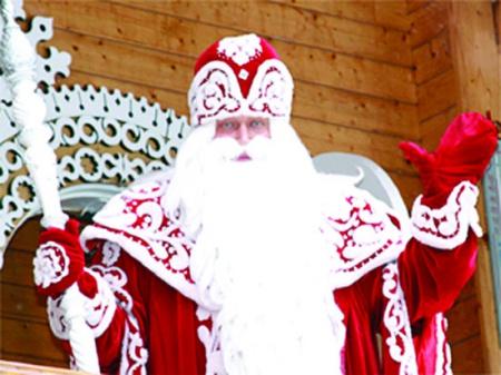 Деда Мороза попросили взять под личную опеку первозданные леса Вологодчины