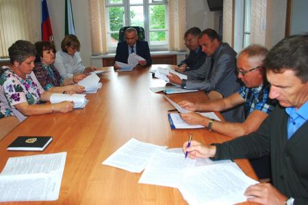 В Хабаровске состоялось заседании рабочей группы по развитию школьных лесничеств