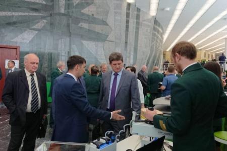 Делегация управления лесами Правительства Хабаровского края приняла участие в панельных дискуссиях