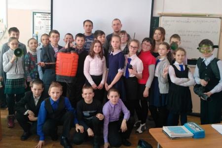 В Хабаровском крае около 150 детей поучаствовали в мероприятиях экологической направленности