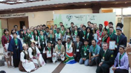 Школьник изНовороссийска победил вМеждународном юниорском лесном конкурсе
