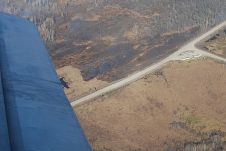 Управление лесами: Пожароопасный сезон частично закрыт вХабаровском крае