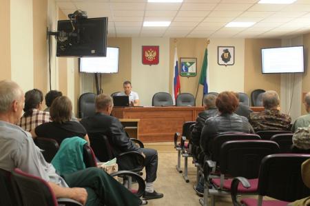 Обучающий семинар провели специалисты управления лесами в Ульчском лесничестве