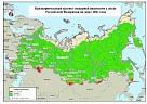 Авиалесоохрана разработала предварительный прогноз пожарной опасности в лесах России на март и апрель 2021 года