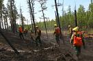 Группировка Авиалесоохраны в Иркутской области увеличена до 200 человек